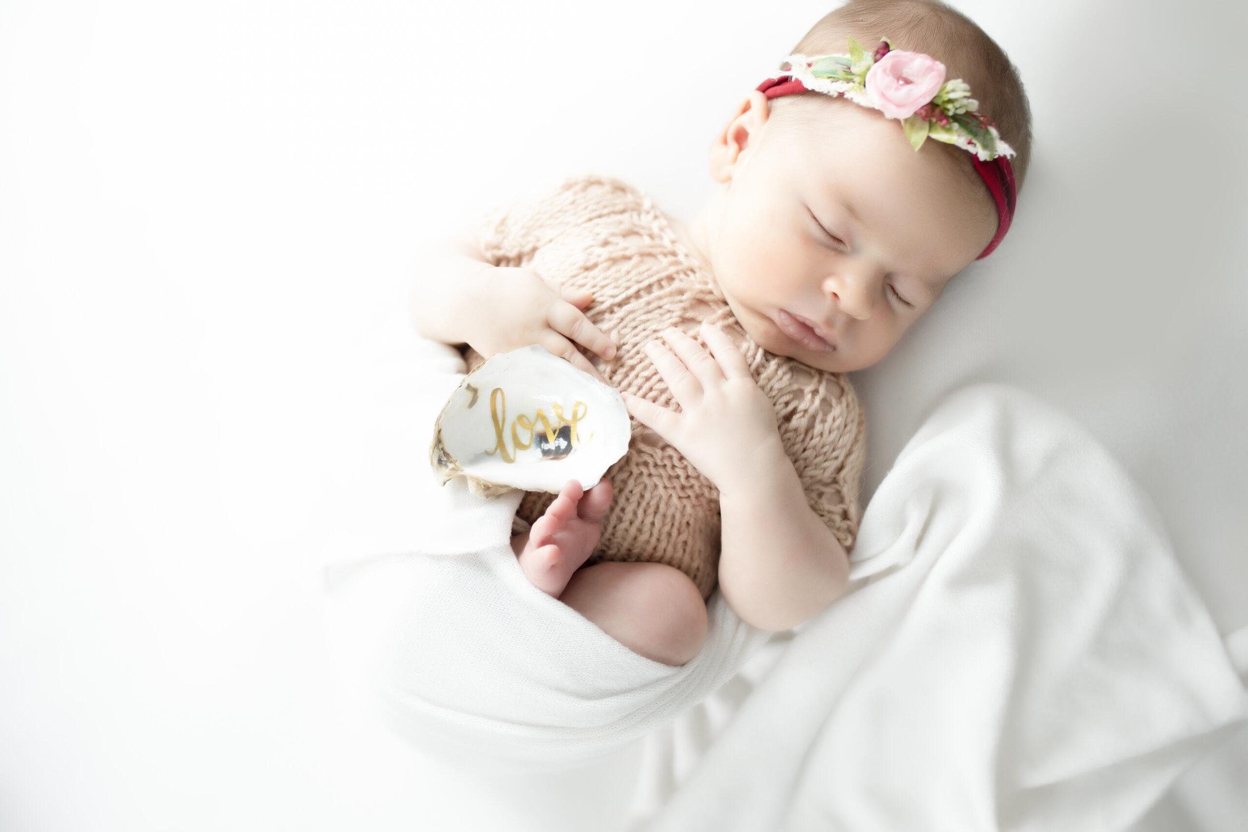 The Complete Newborn Session (In Home Newborn Session)